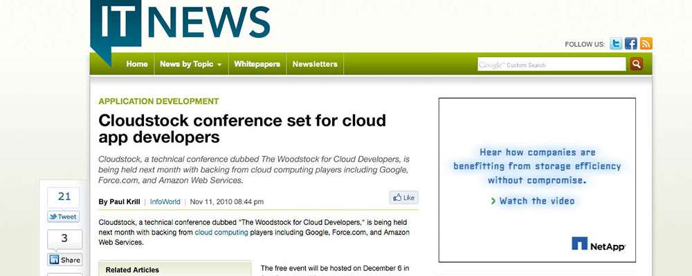 IT News Article